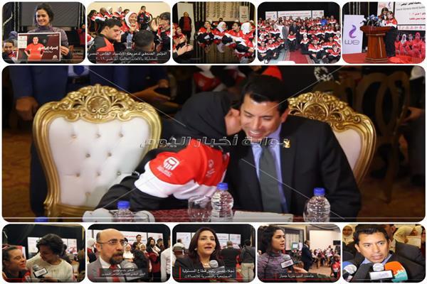 تفاصيل استعدادات بعثة مصر للمشاركة بالأولمبياد الخاص «أبو ظبي 2019»