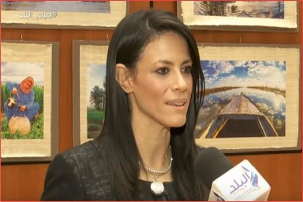الدكتورة رانيا المشاط وزير السياحة