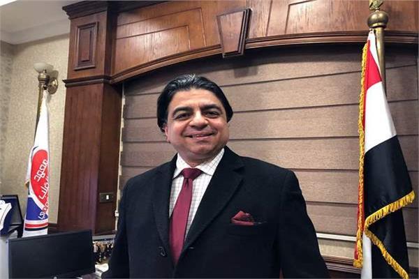 عميد معهد القلب الجديد الدكتور محمد أسامة