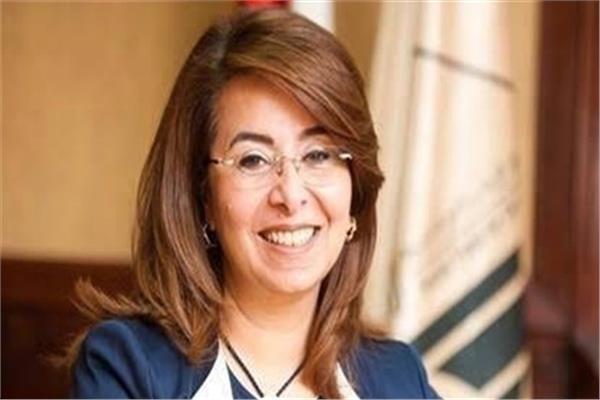 غادة والي - وزيرة التضامن الاجتماعي