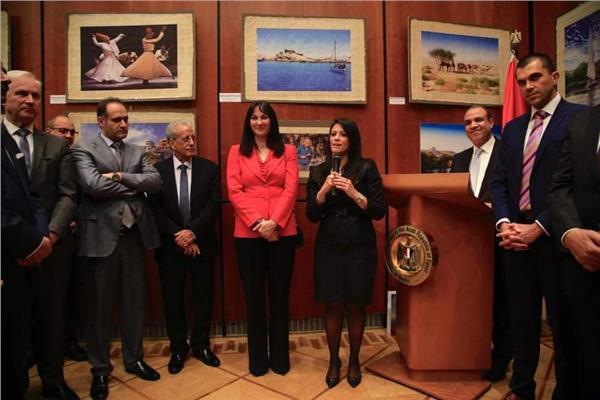 وزيرة السياحة تنظم حفلا على هامش بورصة برلين السياحة