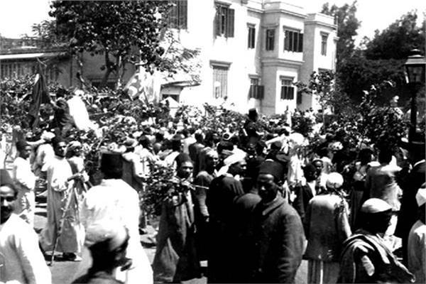 استقلال زفتى 1919