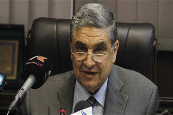 د. محمد شاكر وزير الكهرباء والطاقة المتجددة