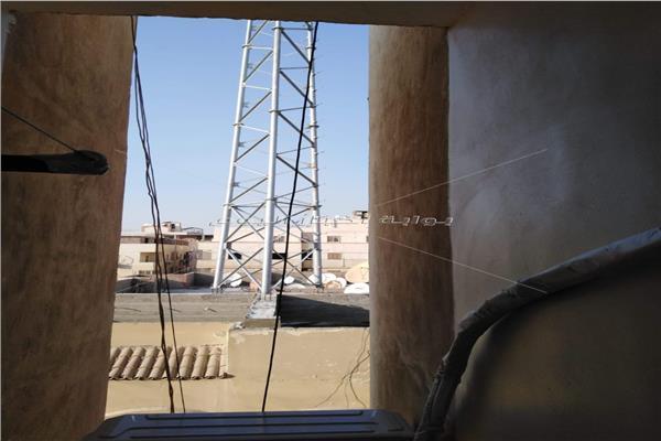 سكان ح دائق الاهرام : انقذوا اطفالنا من سرطان برج المحمول