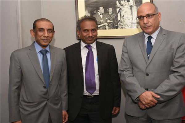 راهوال كواليشيرايث ، سفير الهند بالقاهرة