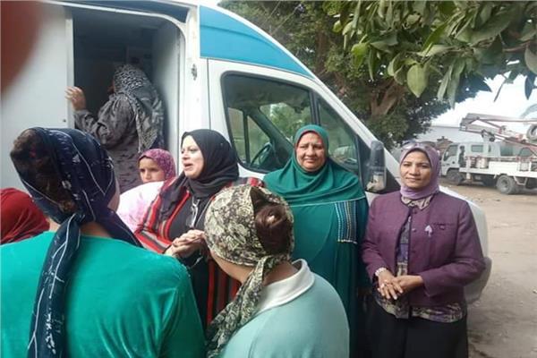 محافظ المنيا : مليون مواطن أجروا الكشف الطبي بنسبة 142 % من المستهدف