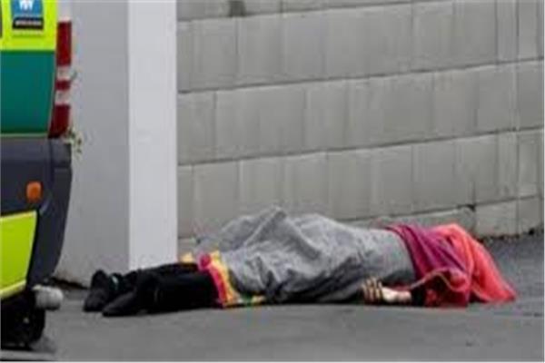 ضحايا الهجوم على مسجدين في نيوزيلندا