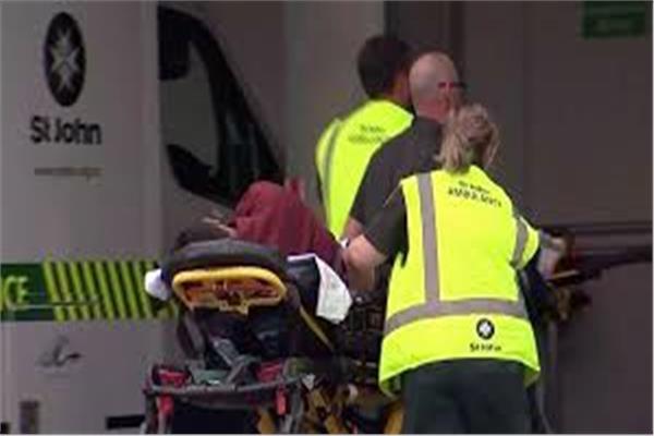 الهجوم الإرهابي على مسجدين في نيوزيلندا