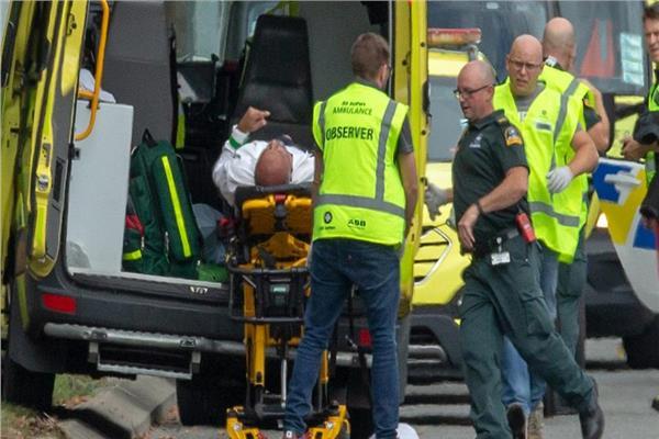 هجوم مسجدي نيوزيلندا الإرهابي