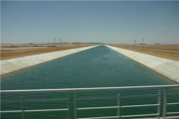 مشروع قناة الشيخ زايد