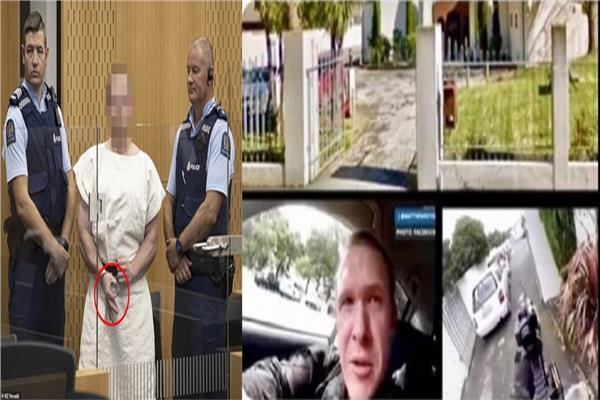 """الإرهابي """"برينتون هاريسون"""" مرتكب مجزرة نيوزيلندا"""