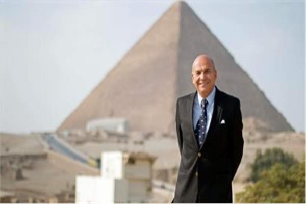 سامح سعد رئيس مجلس إدارة شركة مصر للصوت والضوء والتنمية السياحية