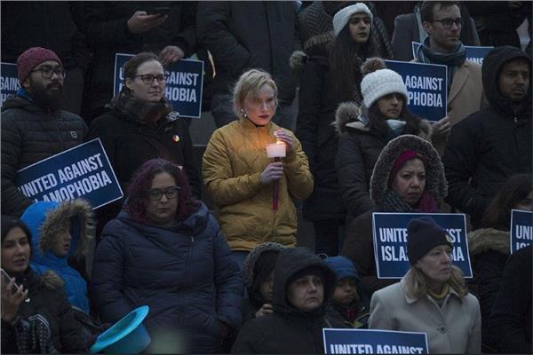 مظاهرات كندا