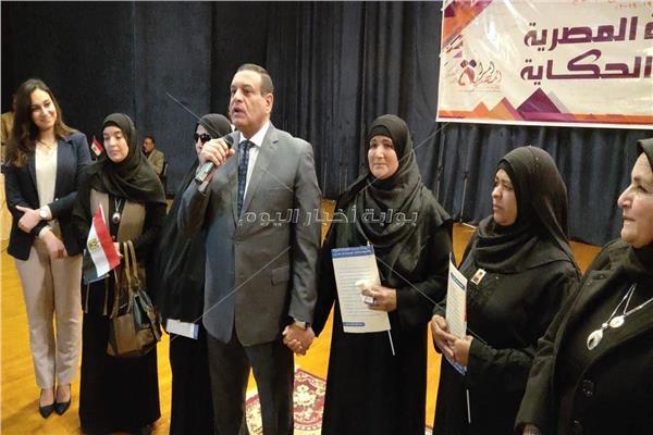 المجلس القومى للمرأة بالبحيرة يكرم أمهات الشهداء
