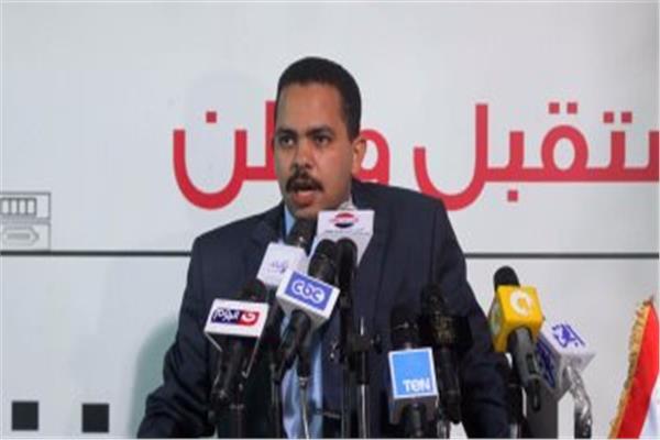 المهندس أشرف رشاد أمين عام حزب مستقبل وطن