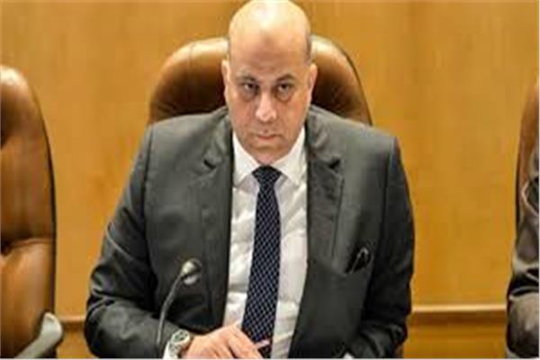 النائب عمرو غلاب، عضو مجلس النواب