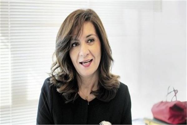 السفيرة نبيلة مكرم، وزيرة الدولة للهجرة وشؤون المصريين بالخارج