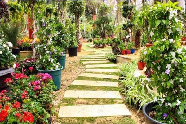 الزراعة تعلن ارتفاع أعداد المشاركين في معرض الزهور إلى 180 عارضا
