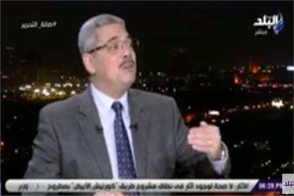 الدكتور ياسر رفعت نائب وزير التعليم العالي للبحث العلمي