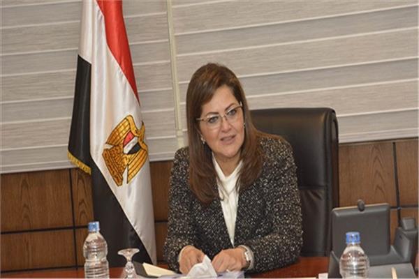 د. هالة السعيد وزيرة التخطيط