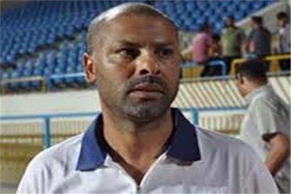 أحمد قناوي المدرب العام للإسماعيلي