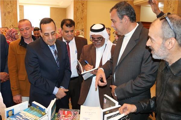 ملتقي ومعرض للمبدعين في شنال سيناء