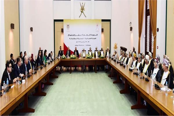 اللجنة المصرية العمانية