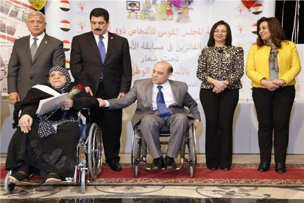 """مايا مرسي تشارك في احتفالية الأسرة المصرية تحت شعار""""بالأسرة نبنى الوطن"""""""