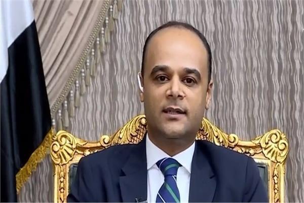 المستشار نادر سعد الدين، المتحدث الإعلامي باسم مجلس الوزراء