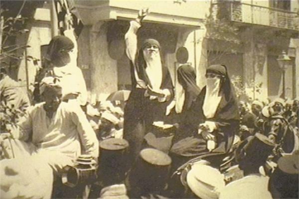 المرأة في ثورة 1919