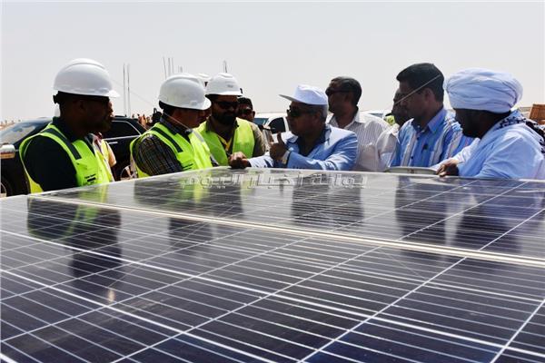 مشروع الطاقة الشمسية ببنبان