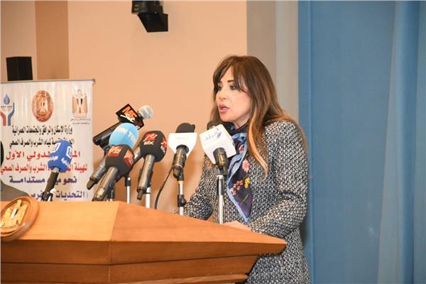 المهندسة راندة المنشاوي، نائب وزير الإسكان للمتابعة والمرافق