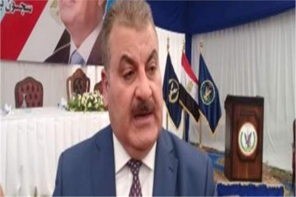اللواء زكريا الغمرى مساعد وزير الداخلية لقطاع السجون
