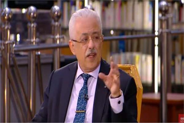 دكتور طارق شوقي وزير التربية والتعليم