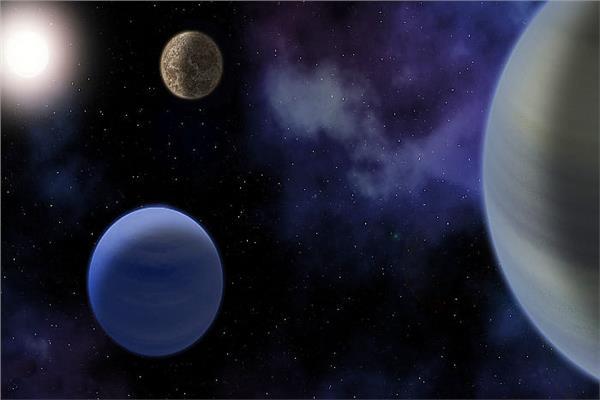 الجمعية الفلكية بجدة: اكتشاف 3 كواكب صغيرة تدور حول نجم