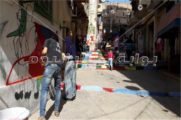 """مهرجان """"كوم الدكة حينا"""" بالاسكندرية"""