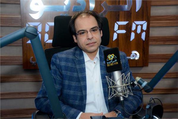 الدكتور محمد الجندي خبير أمن المعلومات ومكافحة الجرائم الإليكترونية