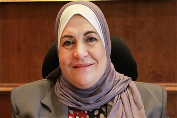 ميرفت حطبة رئيسة الشركة القابضة للسياحة والفنادق