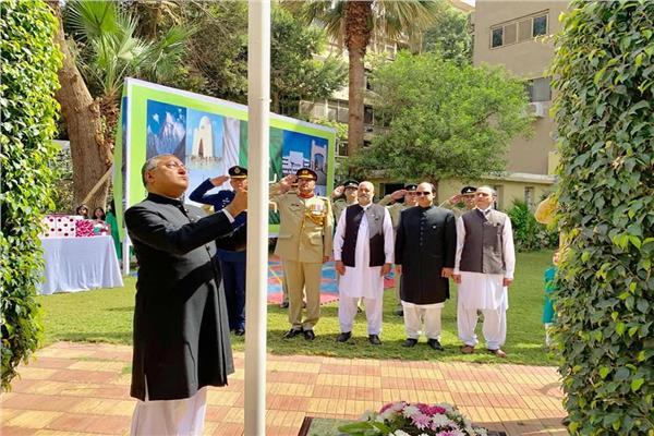 سفير باكستان