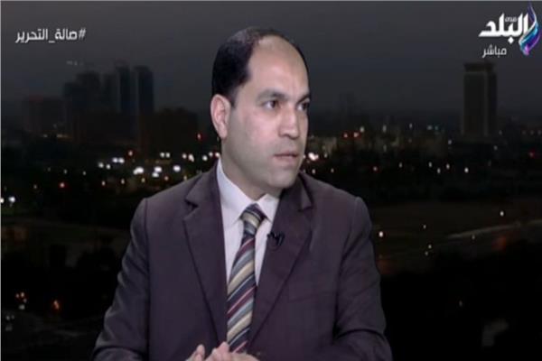 عمرو درويش - عضو لجنة إعداد الدستور السابق