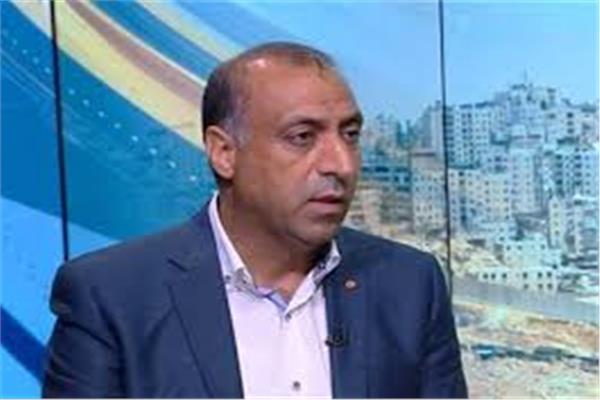 الدكتور أيمن الرقب القيادي بحركة فتح الفلسطينية