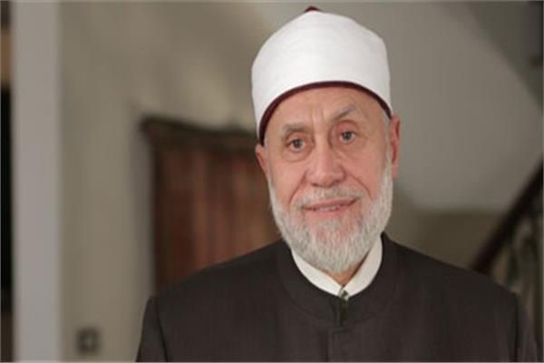 محمود مهنا عضو هيئة كبار العلماء بالأزهر الشريف