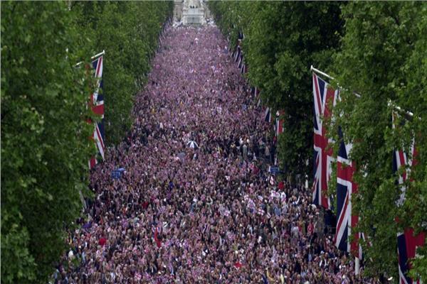 شاهد..أكبر مظاهرة بريطانية ضد الخروج من الاتحاد الأوروبي