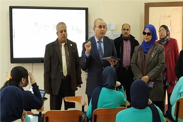 نبوي باهي وكيل وزارة التربية والتعليم ببورسعيد