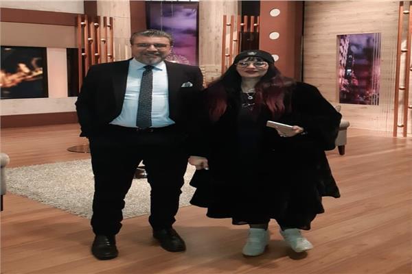 فريدة سيف النصر وعمرو الليثي