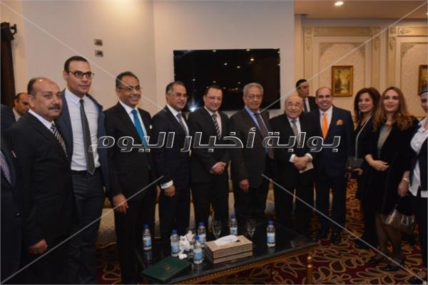 حفل مئوية حزب الوفد