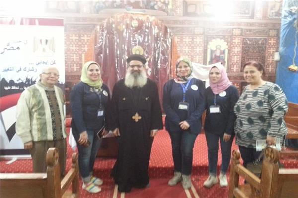 استمرار فعاليات حملة «كل نقطة بتفرق» بالقاهرة لليوم الثالث