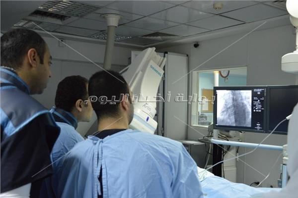 اجراء عمليات قلب بالمجان بسوهاج