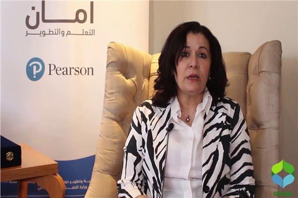 سمية الألفي رئيس الإدارة المركزية للرعاية بوزارة التضامن الاجتماعي