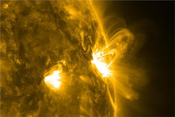 البقعة الشمسية النشطة